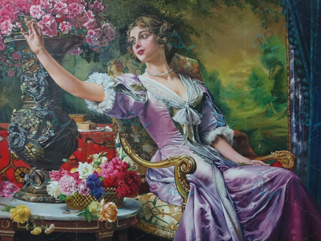 تابلو های نقاشی مدرن کلاسیک
