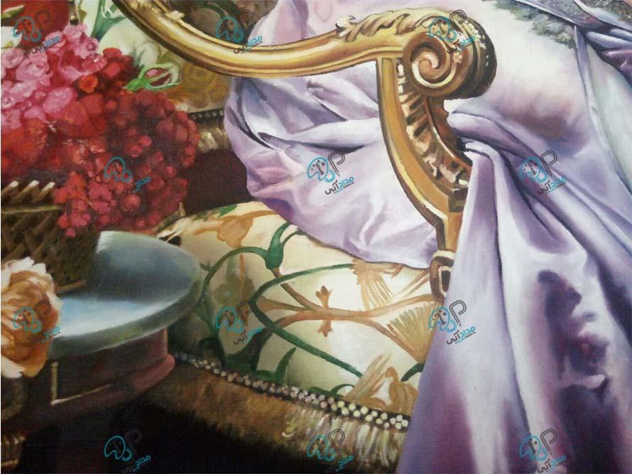 مدل نقاشی رنگ روغن مدرن و کلاسیک