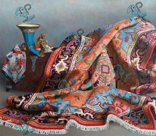 تابلو رنگ روغن ایرانی