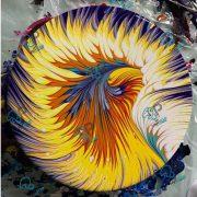 تابلو نقاشی رزین